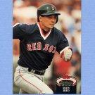 1992 Stadium Club Baseball #816 Jody Reed - Boston Red Sox