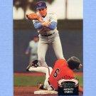 1992 Stadium Club Baseball #803 Monty Fariss - Texas Rangers