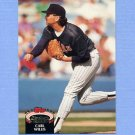 1992 Stadium Club Baseball #779 Carl Willis - Minnesota Twins