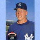 1992 Stadium Club Baseball #667 Wade Taylor - New York Yankees
