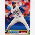 1994 Stadium Club Baseball #028 Anthony Young - New York Mets