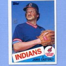 1985 Topps Baseball #764 Jamie Easterly - Cleveland Indians