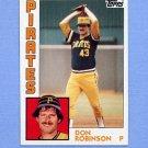 1984 Topps Baseball #616 Don Robinson - Pittsburgh Pirates