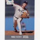 1991 Ultra Baseball #140 Mike Scott - Houston Astros
