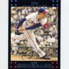 2007 Topps Baseball #563 Mike Gonzalez - Atlanta Braves
