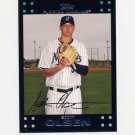 2007 Topps Baseball #557 Scott Olsen - Florida Marlins