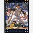 2007 Topps Baseball #536 Tom Gorzelanny - Pittsburgh Pirates