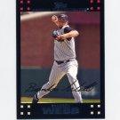 2007 Topps Baseball #530 Brandon Webb - Arizona Diamondbacks