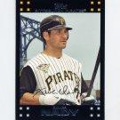 2007 Topps Baseball #473 Xavier Nady - Pittsburgh Pirates