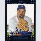 2007 Topps Baseball #471 David Wells - San Diego Padres