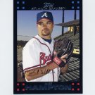 2007 Topps Baseball #457 Mike Hampton - Atlanta Braves