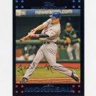 2007 Topps Baseball #430 Justin Morneau - Minnesota Twins