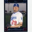 2007 Topps Baseball #380 Jason Schmidt - Los Angeles Dodgers