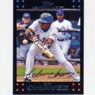 2007 Topps Baseball #376 Endy Chavez - New York Mets