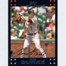 2007 Topps Baseball #362 Chris Burke - Houston Astros