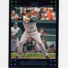 2007 Topps Baseball #339 Jonny Gomes - Tampa Bay Devil Rays