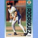 1992 Fleer Baseball #565 Rosario Rodriguez - Pittsburgh Pirates