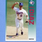 1992 Fleer Baseball #301 Mario Diaz - Texas Rangers
