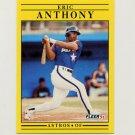 1991 Fleer Baseball #498 Eric Anthony - Houston Astros