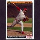 1992 Upper Deck Baseball #712 Jose Rijo DS - Cincinnati Reds