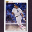 1992 Upper Deck Baseball #577 Roberto Kelly - New York Yankees