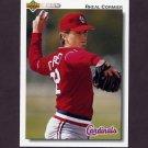 1992 Upper Deck Baseball #574 Rheal Cormier - St. Louis Cardinals