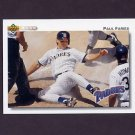 1992 Upper Deck Baseball #310 Paul Faries - San Diego Padres