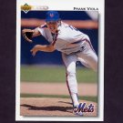 1992 Upper Deck Baseball #277 Frank Viola - New York Mets