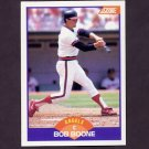 1989 Score Baseball #233 Bob Boone - California Angels NM-M