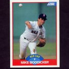 1989 Score Baseball #549 Mike Boddicker - Boston Red Sox