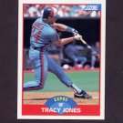 1989 Score Baseball #510 Tracy Jones - Montreal Expos
