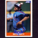 1989 Score Baseball #428 Bryn Smith - Montreal Expos