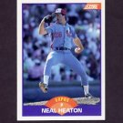1989 Score Baseball #253 Neal Heaton - Montreal Expos
