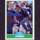 1989 Score Baseball #099 Jeff Reed - Montreal Expos