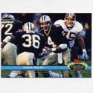 1991 Stadium Club Football #129 Steve Walsh - New Orleans Saints
