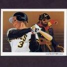 1993 Upper Deck Baseball #830 Pittsburgh Pirates Team Checklist / Jay Bell
