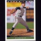 1993 Upper Deck Baseball #778 Bryan Hickerson - San Francisco Giants