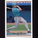 1993 Upper Deck Baseball #717 Monty Fariss - Florida Marlins