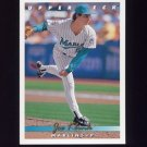 1993 Upper Deck Baseball #715 Joe Klink - Florida Marlins
