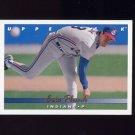 1993 Upper Deck Baseball #713 Eric Plunk - Cleveland Indians