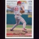 1993 Upper Deck Baseball #710 David West - Philadelphia Phillies