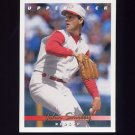 1993 Upper Deck Baseball #694 John Smiley - Cincinnati Reds