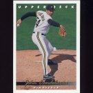 1993 Upper Deck Baseball #690 John Candelaria - Pittsburgh Pirates