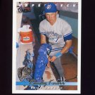 1993 Upper Deck Baseball #682 Randy Knorr - Toronto Blue Jays