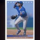 1993 Upper Deck Baseball #680 Hubie Brooks - Kansas City Royals