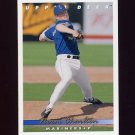 1993 Upper Deck Baseball #663 Norm Charlton - Seattle Mariners