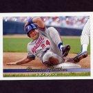 1993 Upper Deck Baseball #614 Darrin Fletcher - Montreal Expos