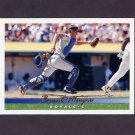 1993 Upper Deck Baseball #604 Brent Mayne - Kansas City Royals