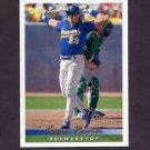 1993 Upper Deck Baseball #578 Kevin Reimer - Milwaukee Brewers