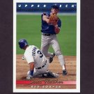 1993 Upper Deck Baseball #523 Scott Fletcher - Boston Red Sox